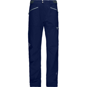 Norrøna Falketind Flex1 Pants Herre indigo night/concrete